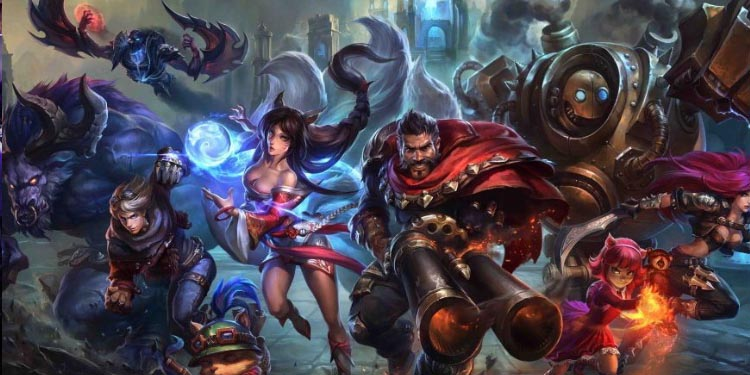 League of Legends betting for new players